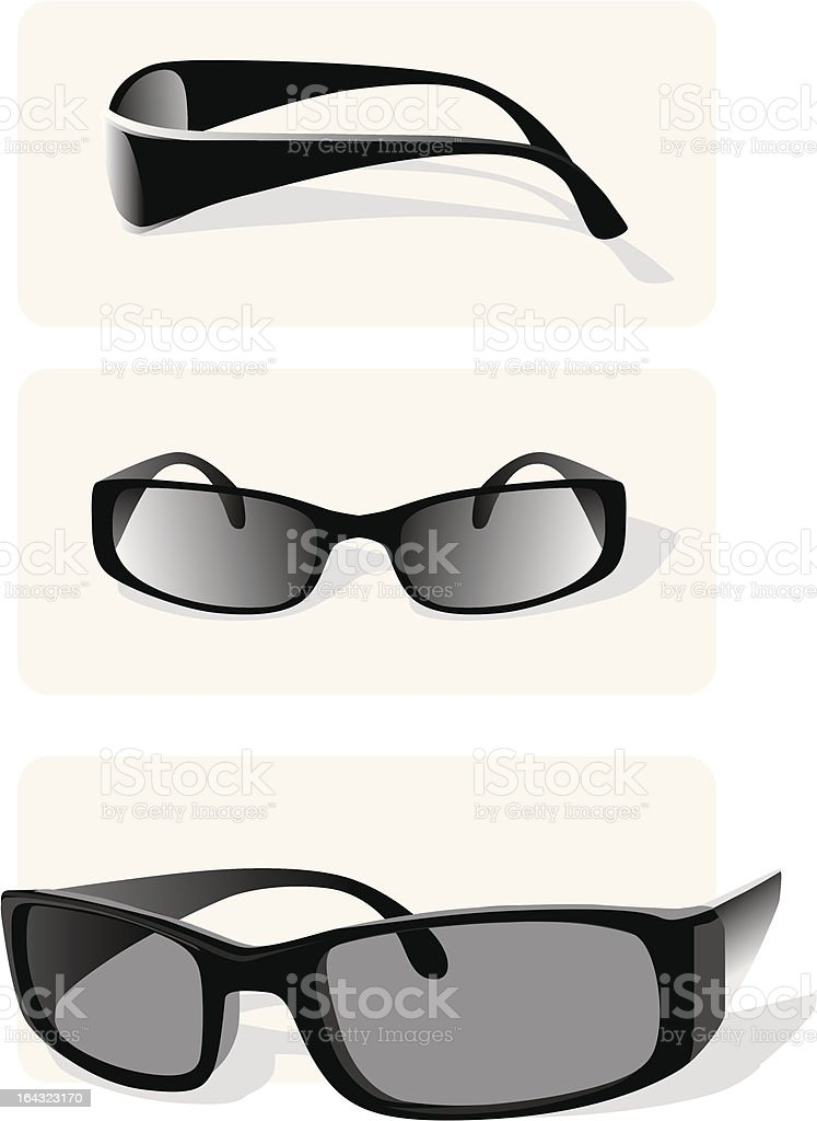 sunglasses royalty-free sunglasses stock vector art & more images of at the edge of