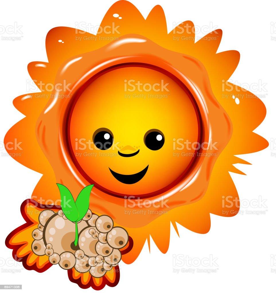 Sunny royalty-free sunny stok vektör sanatı & animasyon karakter'nin daha fazla görseli
