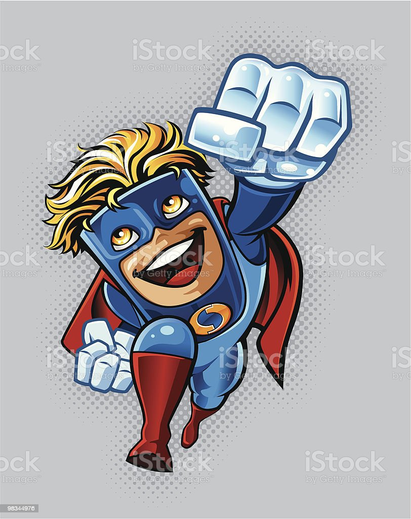 Super Hero royalty-free super hero stock vector art & more images of adult