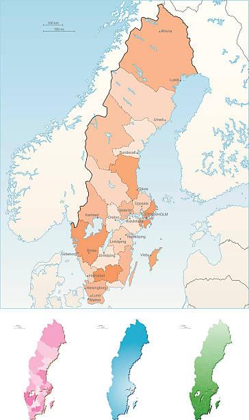 bildbanksillustrationer, clip art samt tecknat material och ikoner med sweden - malmö