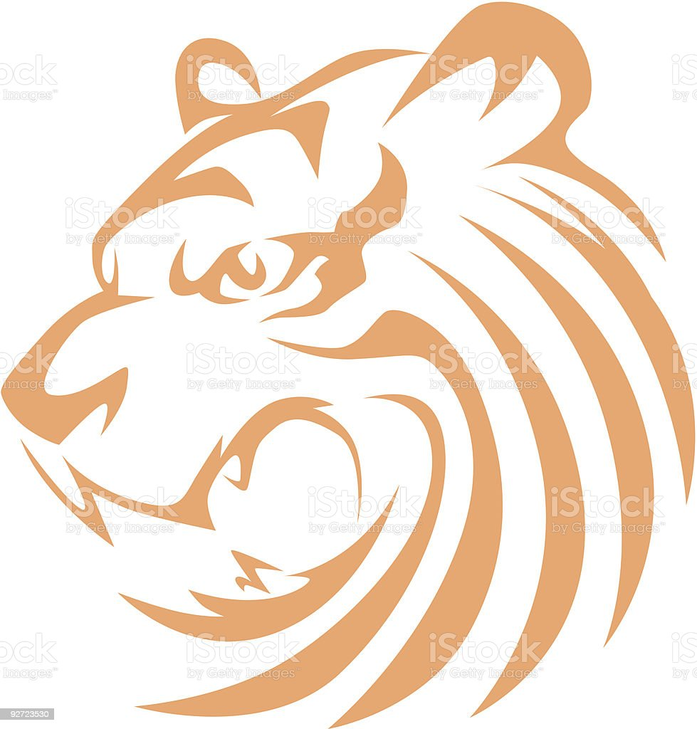 Swish Style Tiger