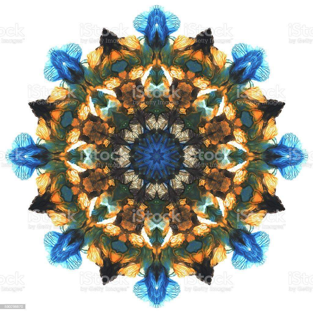 Symmetric art - Mandala - Abstract art symmetric art mandala abstract art — стоковая векторная графика и другие изображения на тему Абстрактный Стоковая фотография