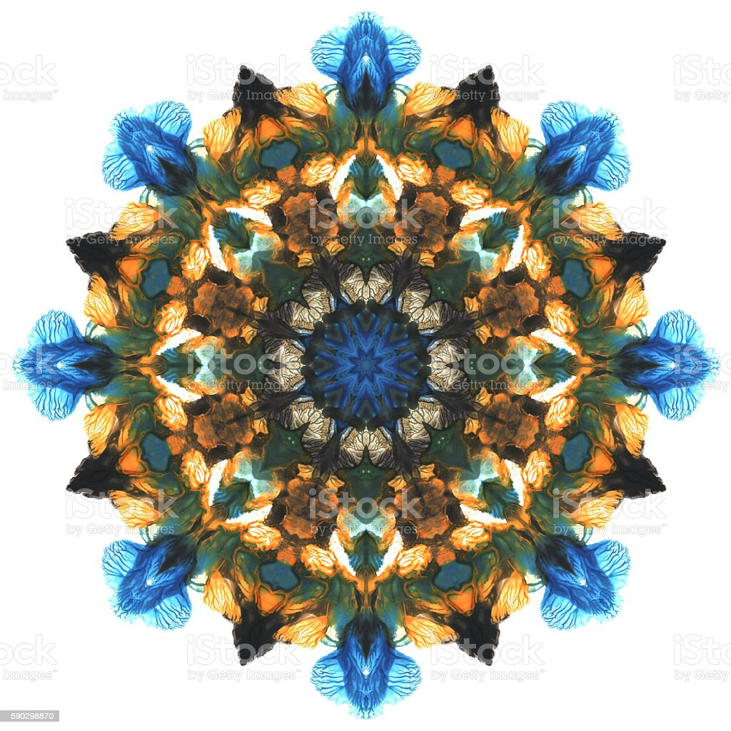 Symmetric art - Mandala - Abstract art royaltyfri symmetric art mandala abstract art-vektorgrafik och fler bilder på abstrakt