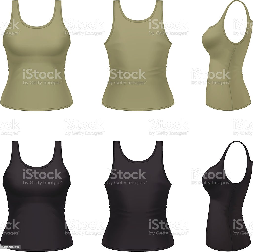 Tank top royalty-free tank top stock vector art & more images of adult