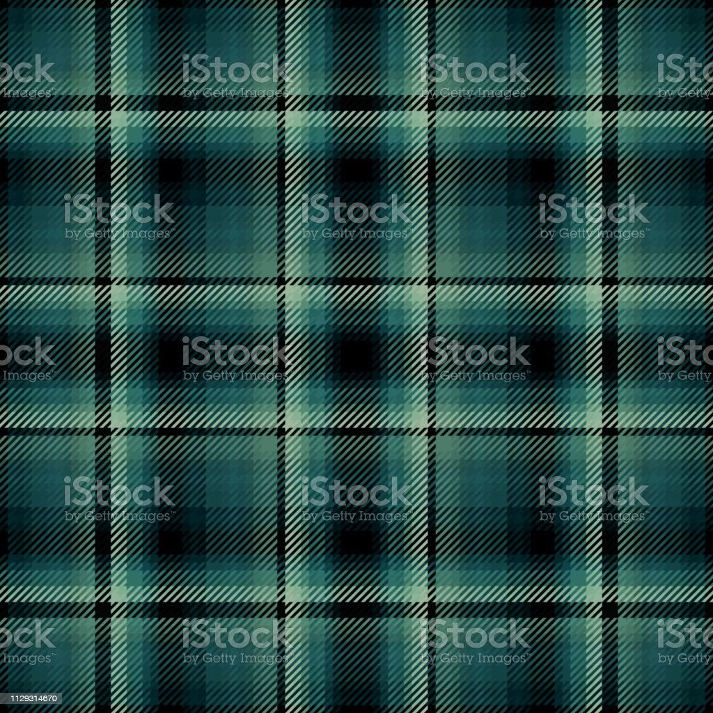 Tartan Fabric Plaid Background Seamless Textile Irish Stock