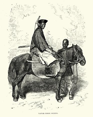 Tartar House Soldier