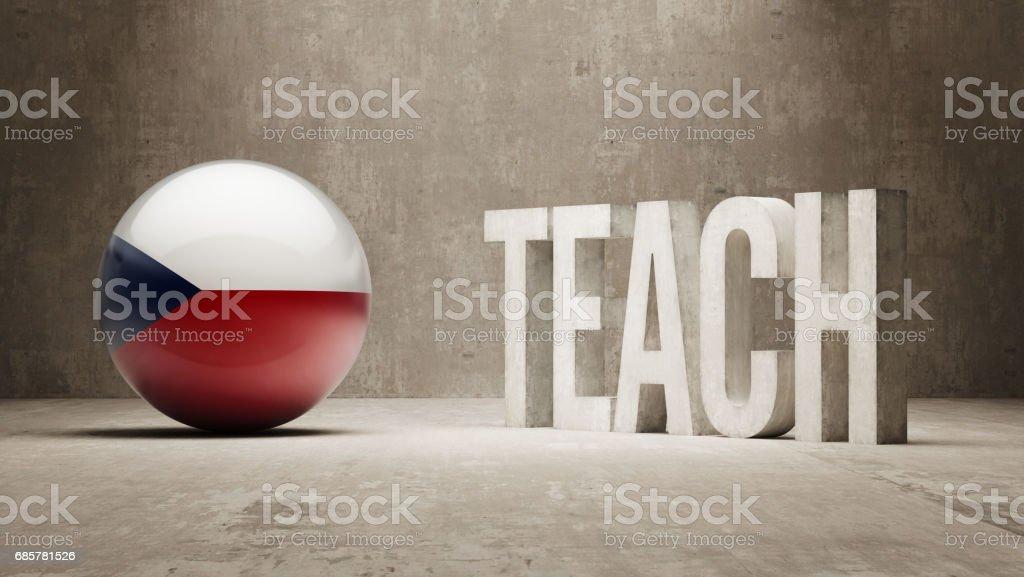 Teach Concept teach concept – cliparts vectoriels et plus d'images de apprentissage libre de droits