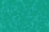 ティール三角形のシームレスなパターンかなり菱形ミント グリーン ブルー テクスチャ党それを使う背景幾何学的なミニマリズム