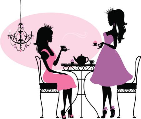 Teatime Princesses