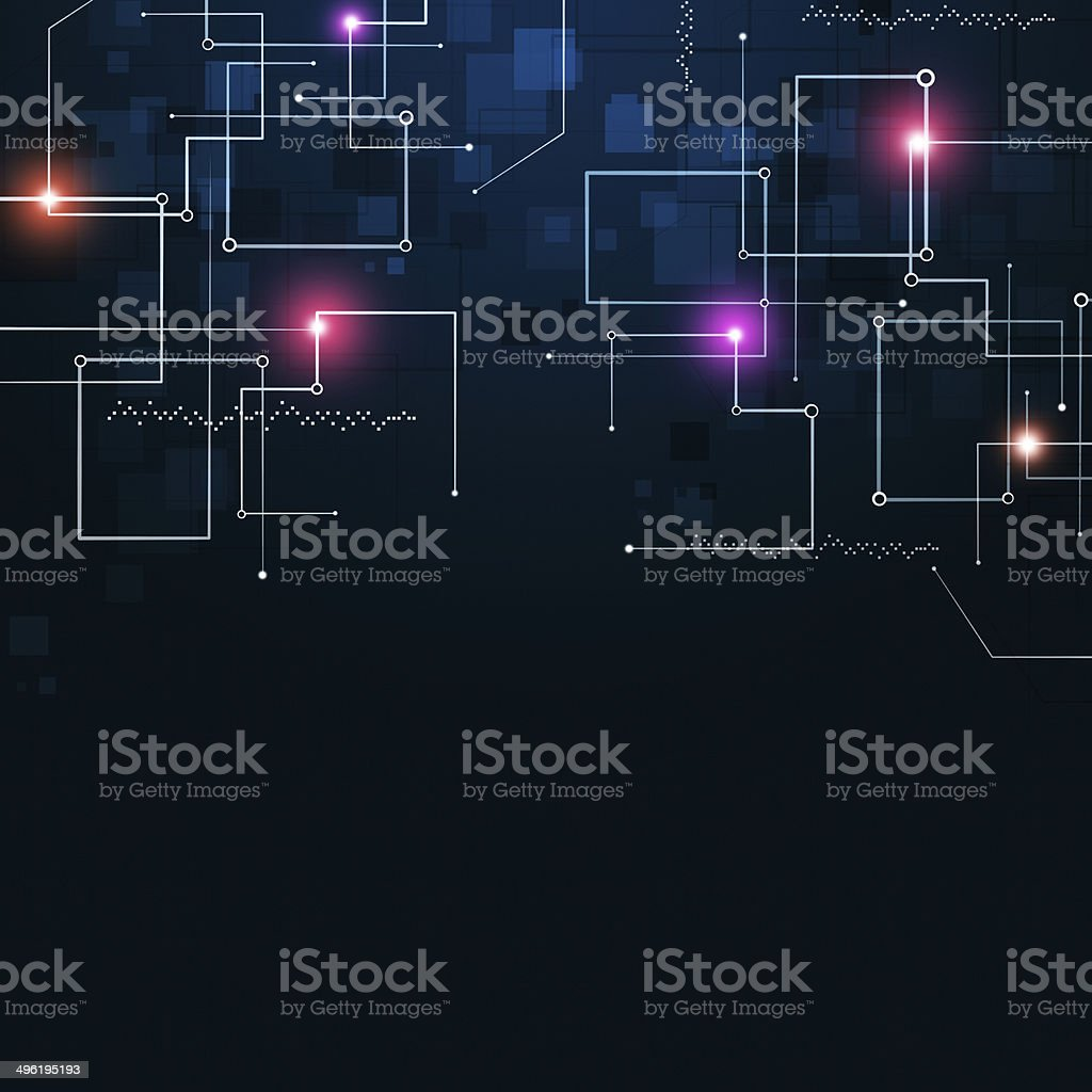 Technology Background royalty-free technology background stock vector art & more images of abstract
