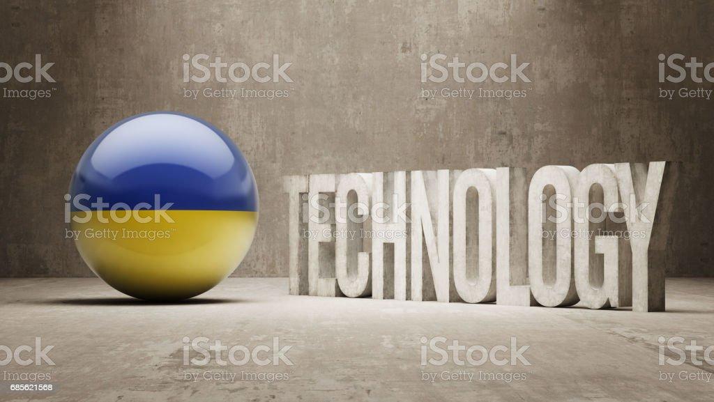 Technology Concept 免版稅 technology concept 向量插圖及更多 ukrainian flag 圖片