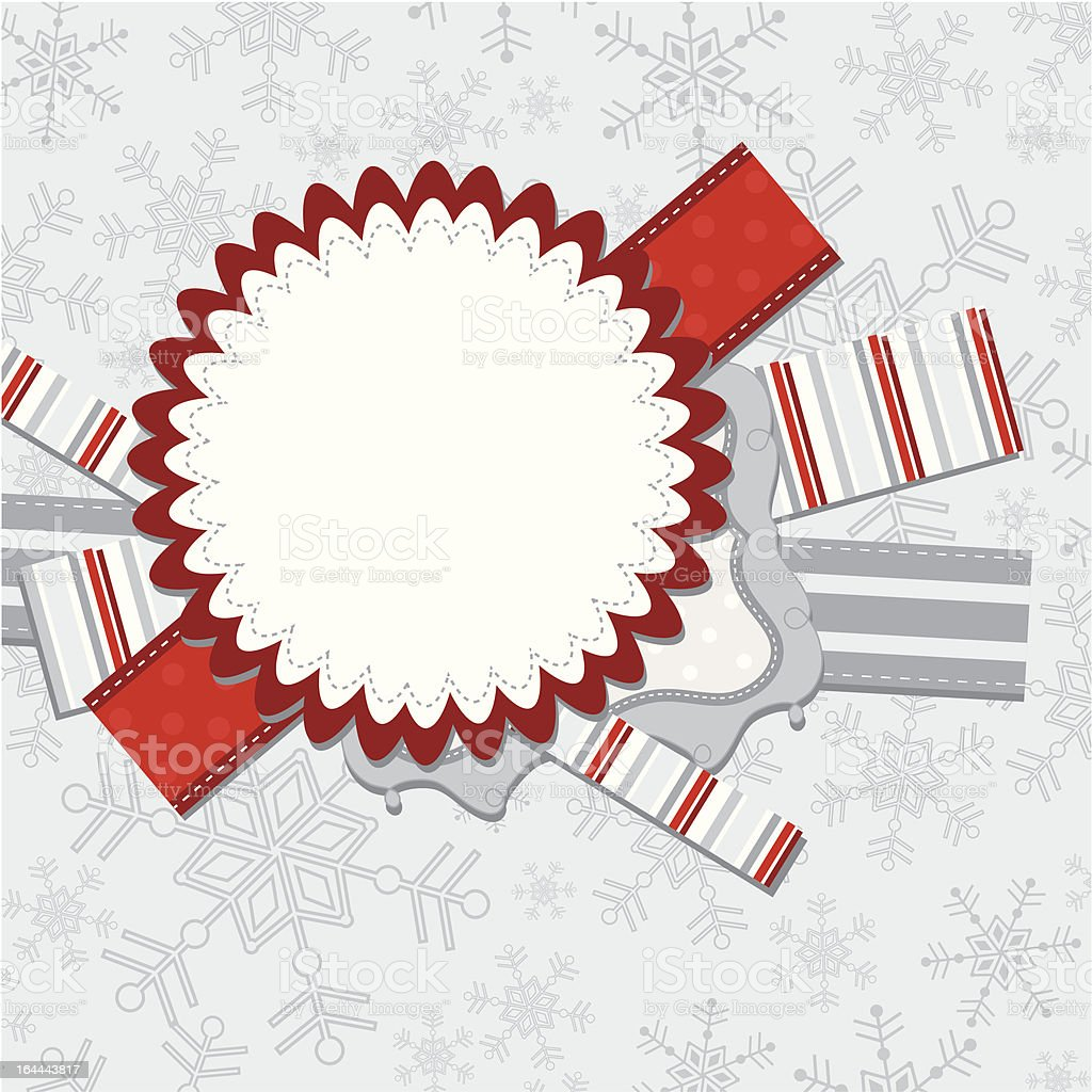 Template christmas greeting card royalty-free template christmas greeting card stock vector art & more images of abstract