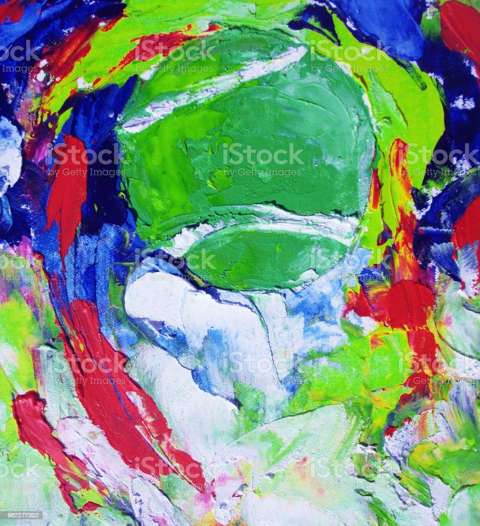 Tenis Topu Yagli Boya Stok Vektor Sanati Dikey Nin Daha Fazla