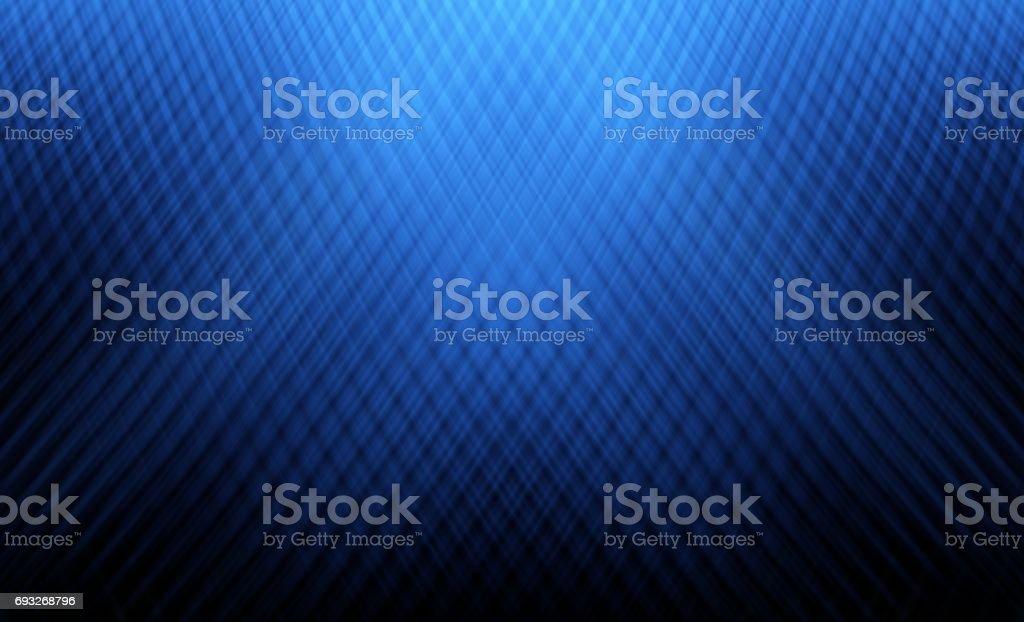Doku mavi metal resimde olağandışı zemin vektör sanat illüstrasyonu
