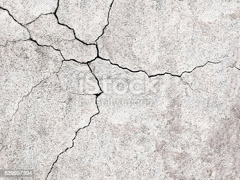 istock texture gray wall damaged, cement background 639997394