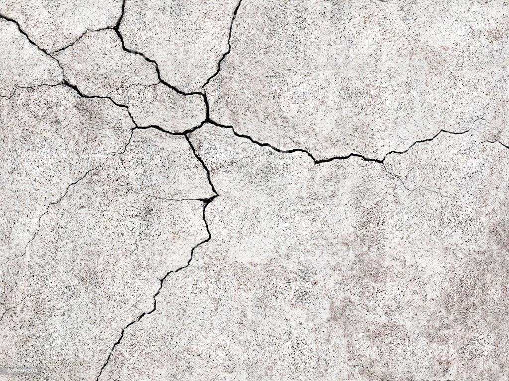 texture gray wall damaged, cement background vector art illustration