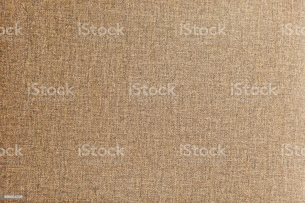 texture of brown fabric vector art illustration
