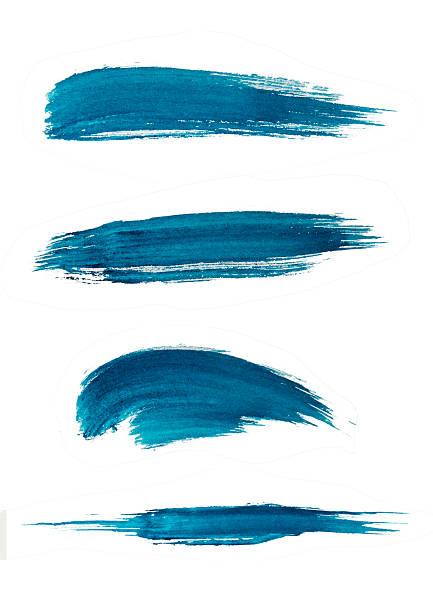 質感のブラシストローク - ブラシ点のイラスト素材/クリップアート素材/マンガ素材/アイコン素材