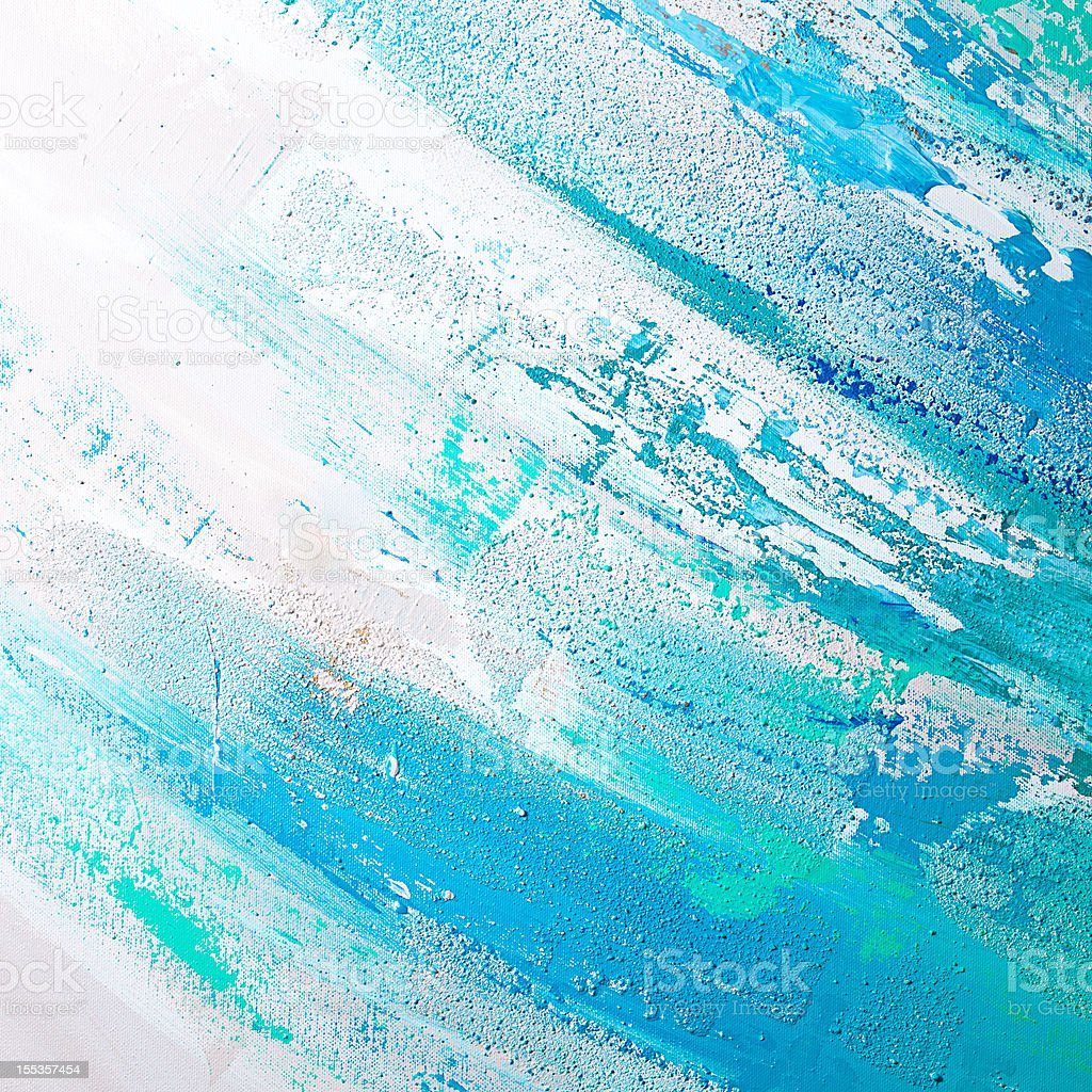 Textured Abstract Paint royalty-free stock vector art