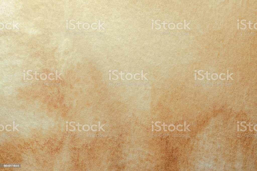 Textured Watercolor Beige Brown Sepia Toned Abstract vector art illustration