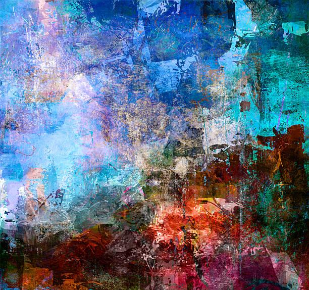 Texturen mixed media – Vektorgrafik