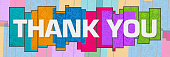 istock Thank You Colourful Texture Blocks Background 1324688053