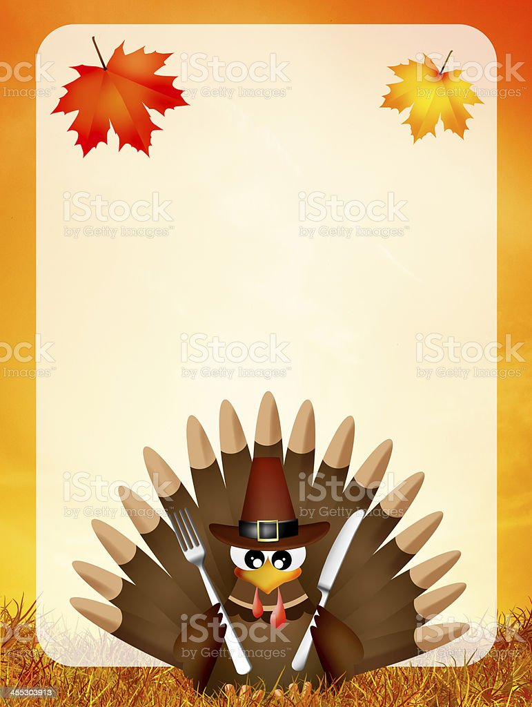 Thanksgiving royalty-free stock vector art