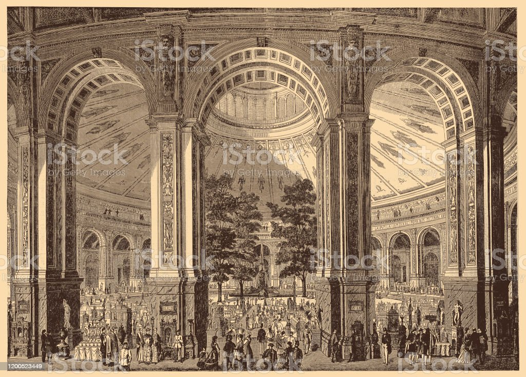 1873年のウィーン万国博覧会は1873年にオーストリアハンガリーの首都 ...