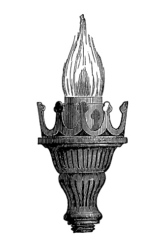 The Argand lamp is a type of oil lamp invented in 1780 by Aimé Argand