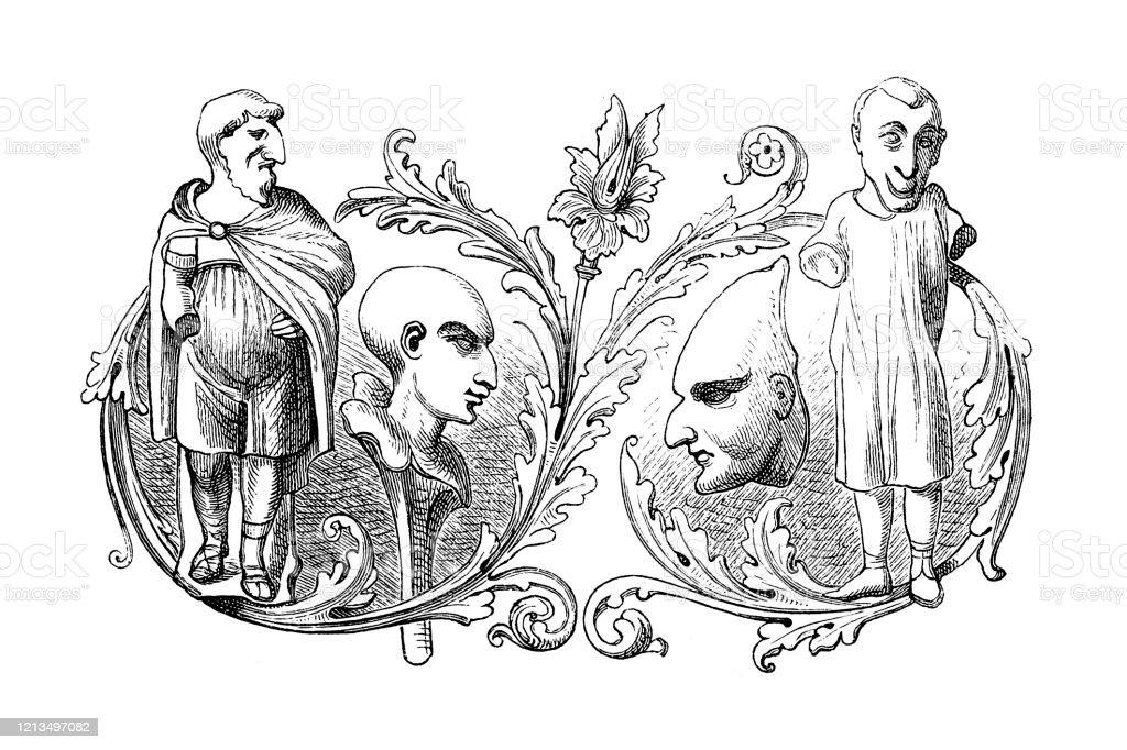 アテラン茶番は紀元前300年までにイタリアで始まり500年以上にわたって ...