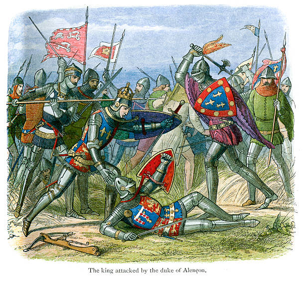 the battle of agincourt essay The lesson below is an overview of the battle of agincourt (1415) as well as its social, military, and political impact on ''the hundred years' war'.