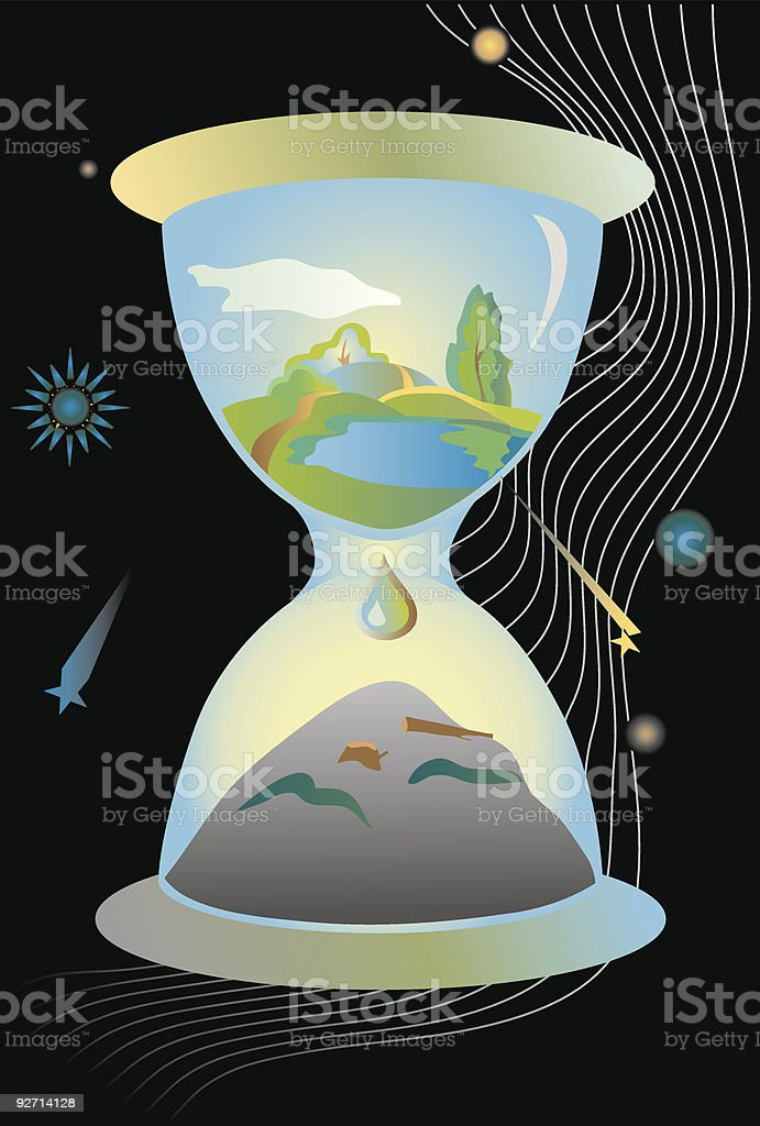 the clock of destruction royalty-free the clock of destruction stock vector art & more images of abstract
