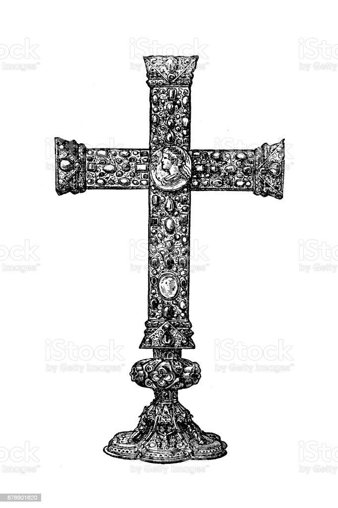 Croix de religion datant