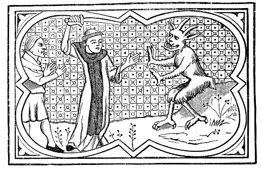 The Devil and Magician