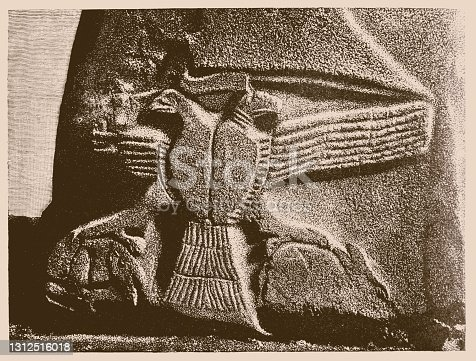 istock The Double-Headed Eagle of Eyuk 1312516018