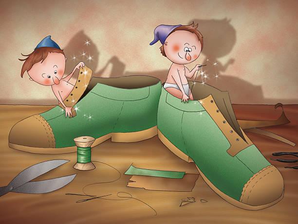 Best Shoemaker Illustrations, Royalty-Free Vector Graphics ...