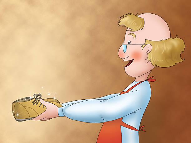 Royalty Free Shoe Repair Clip Art, Vector Images ...