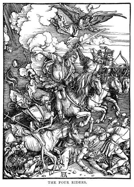 Apokalyptischen reiter 4 die APOKALYPTISCHEN REITER