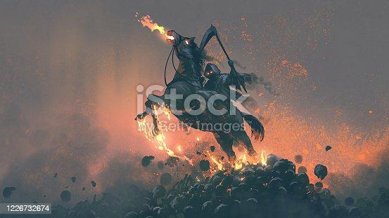 istock the horseman from the underworld 1226732674