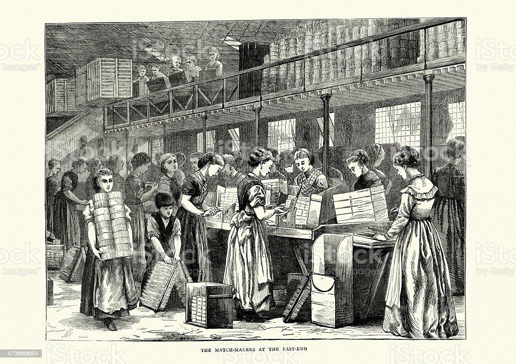 Match making nel XIX secolo