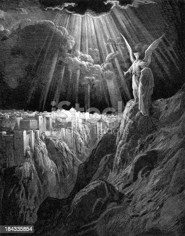 [url=http://www.istockphoto.com/file_search.php?action=file&lightboxID=11047139][img]http://img-fotki.yandex.ru/get/5809/5232617.2/0_702d2_40b270_orig[/img][/url]   John's revelation of the new Jerusalem.  Revelation 21  illustration was published in