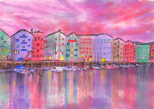 The Pink Port