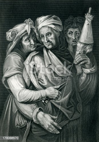 istock The Three Fates 170068570