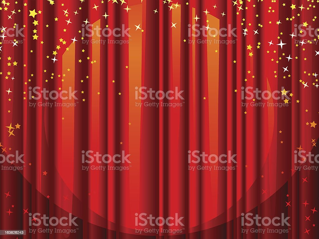 Theater Stage royalty-free theater stage stock vector art & more images of arts culture and entertainment