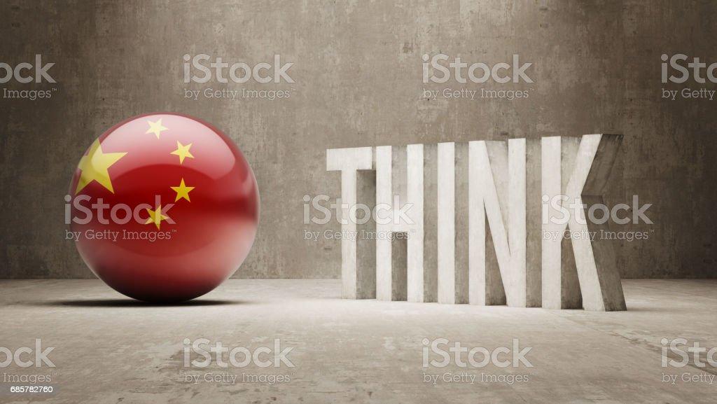 Denken Konzept, Lizenzfreies denken konzept stock vektor art und mehr bilder von asien
