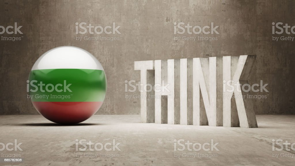 Think Concept royalty-free think concept stock vector art & more images of bulgaria