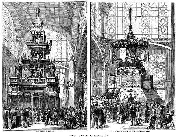 1878年 イラスト素材 - iStock