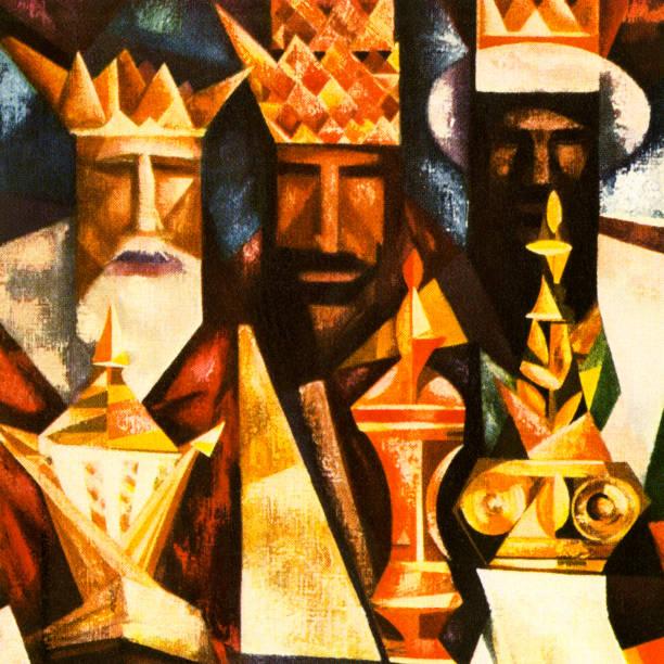 ilustrações de stock, clip art, desenhos animados e ícones de three kings - reis magos
