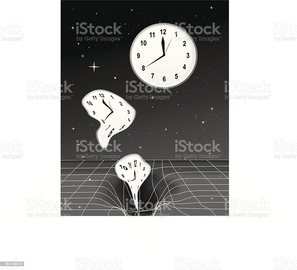 Time Warp royalty-free time warp stock vector art & more images of abstract