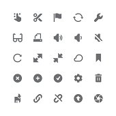 Toolbar & Interface icons | retina series